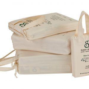 Organic Cotton Sheet Set Collection Mix