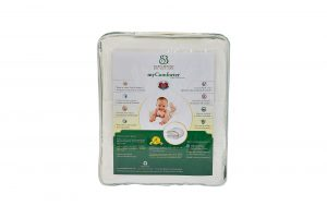 myComforter Baby Packaging Back
