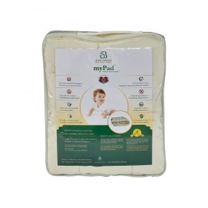 myPad Crib Packaging Back