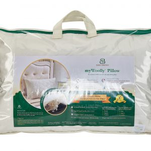 myWoolly Pillow Packaging