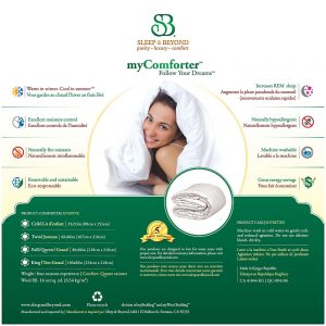 100% Organic and Natural Bedding
