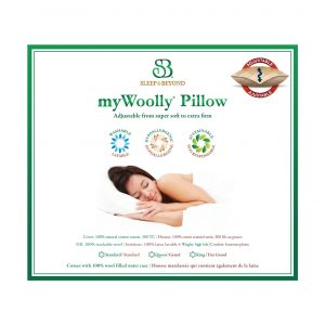My Woolly Pillow