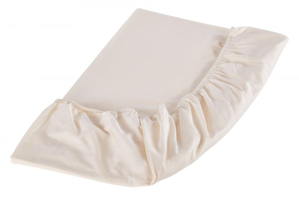 Organic Cotton Fitted Sheet Detail