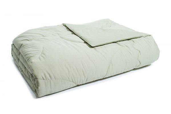 myMerino Comforter Green Tea
