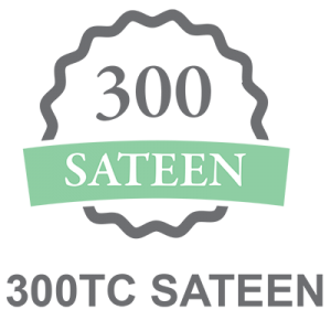 300TC Sateen