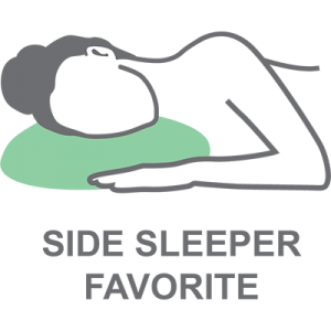 Side Sleeper Favorite